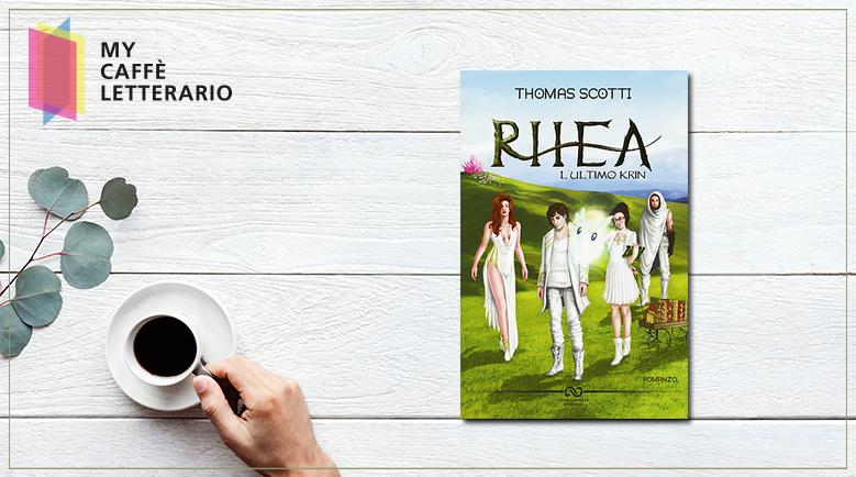recensione Rhea l'ultimo dei krin di Thomas Scotti