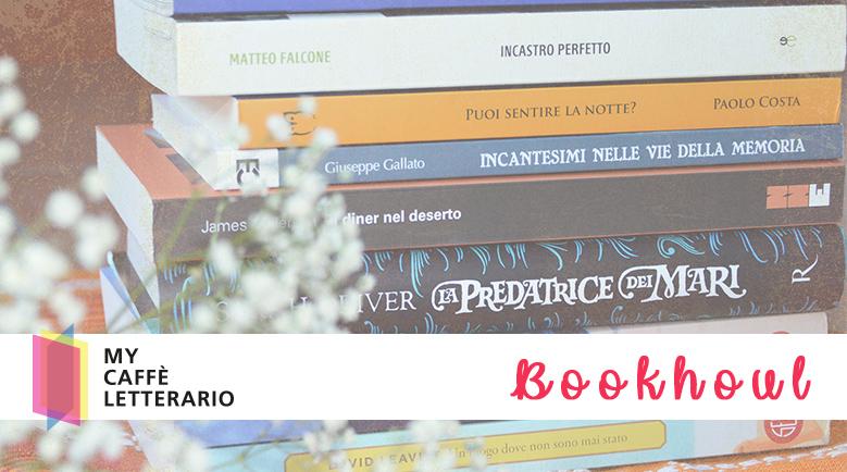 bookhaul settembre: nuovi libri settembre 2018