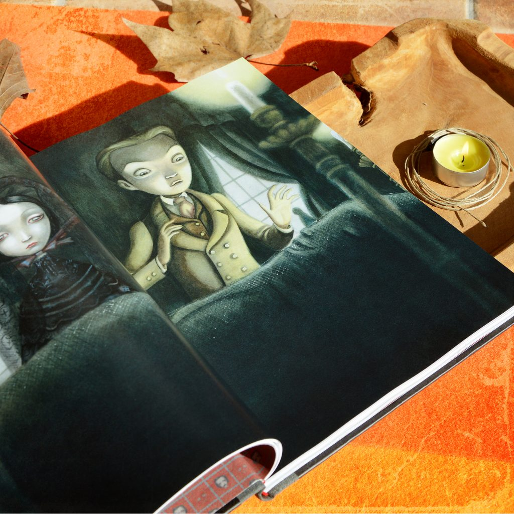Racconti macabri edizione illustrata